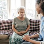 Senior and Caregiver, Age in Place